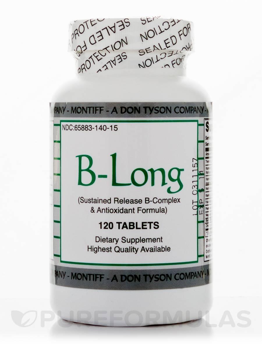 B-Long - 120 Tablets