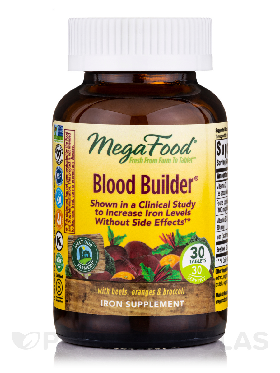 Blood Builder® - 30 Tablets