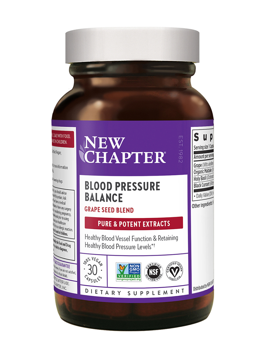 Blood Pressure Take Care® - 30 Vegetarian Capsules