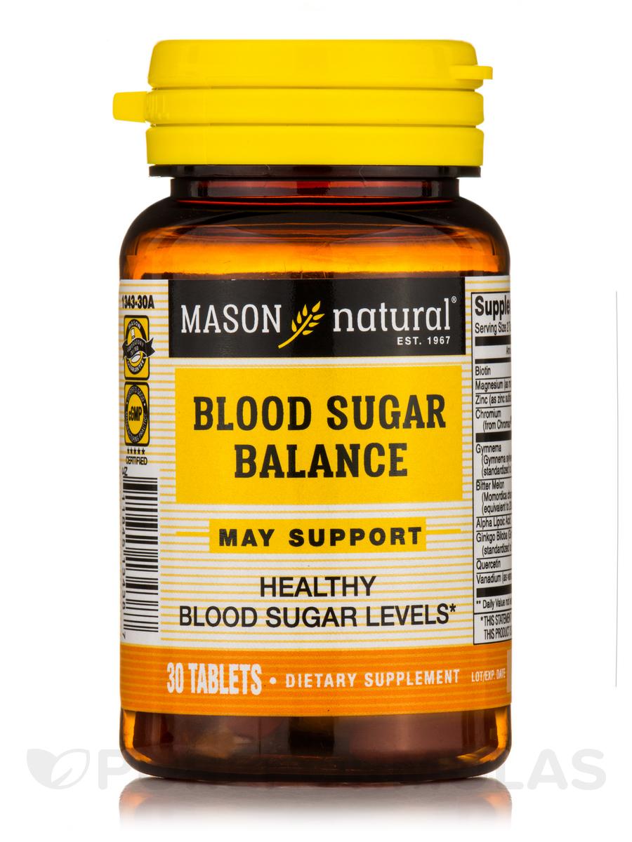 Blood Sugar Balance - 30 Tablets