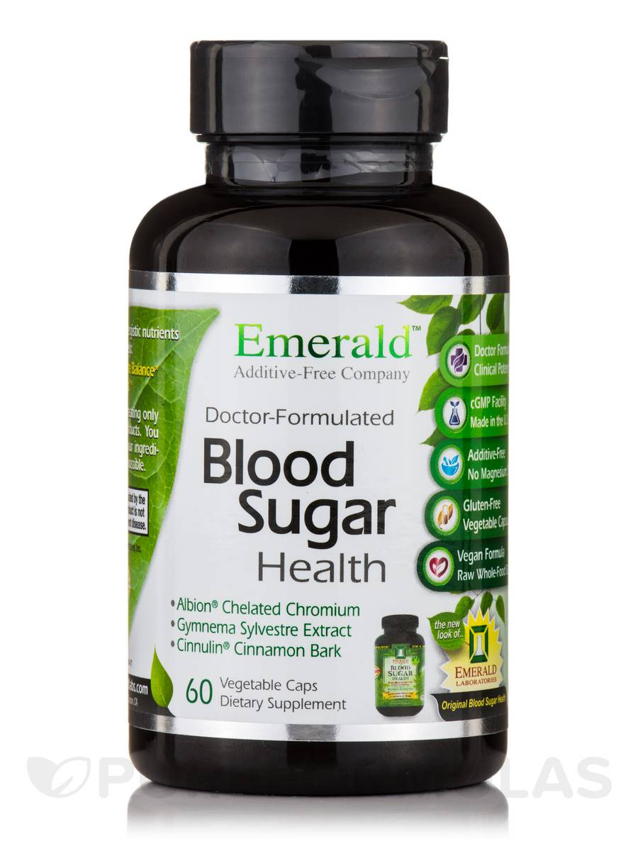 Blood Sugar Health - 60 Capsules
