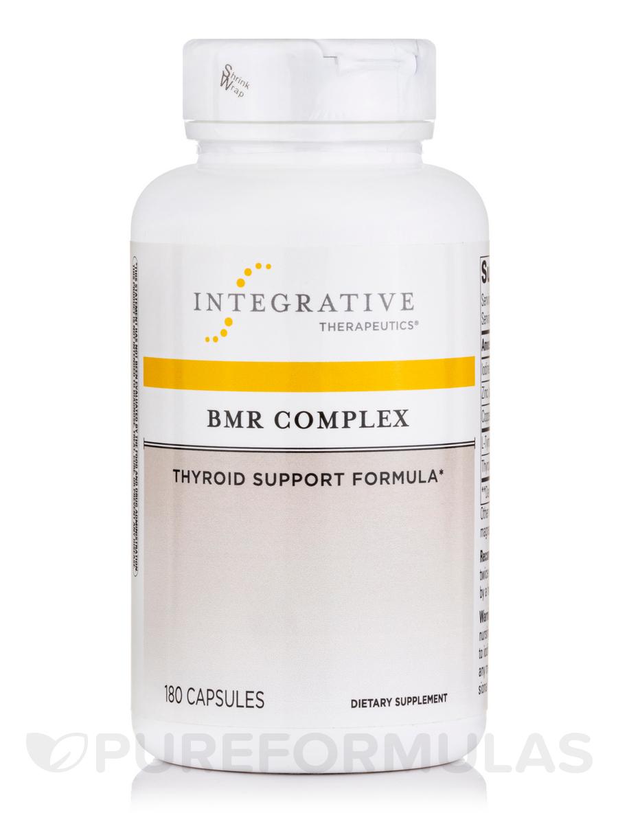 BMR Complex - 180 Capsules