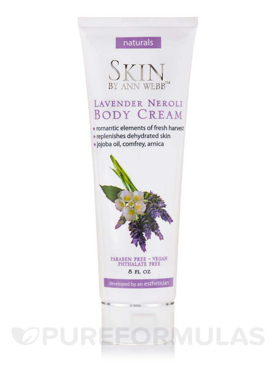 Body Cream, Lavender Neroli - 8 fl. oz