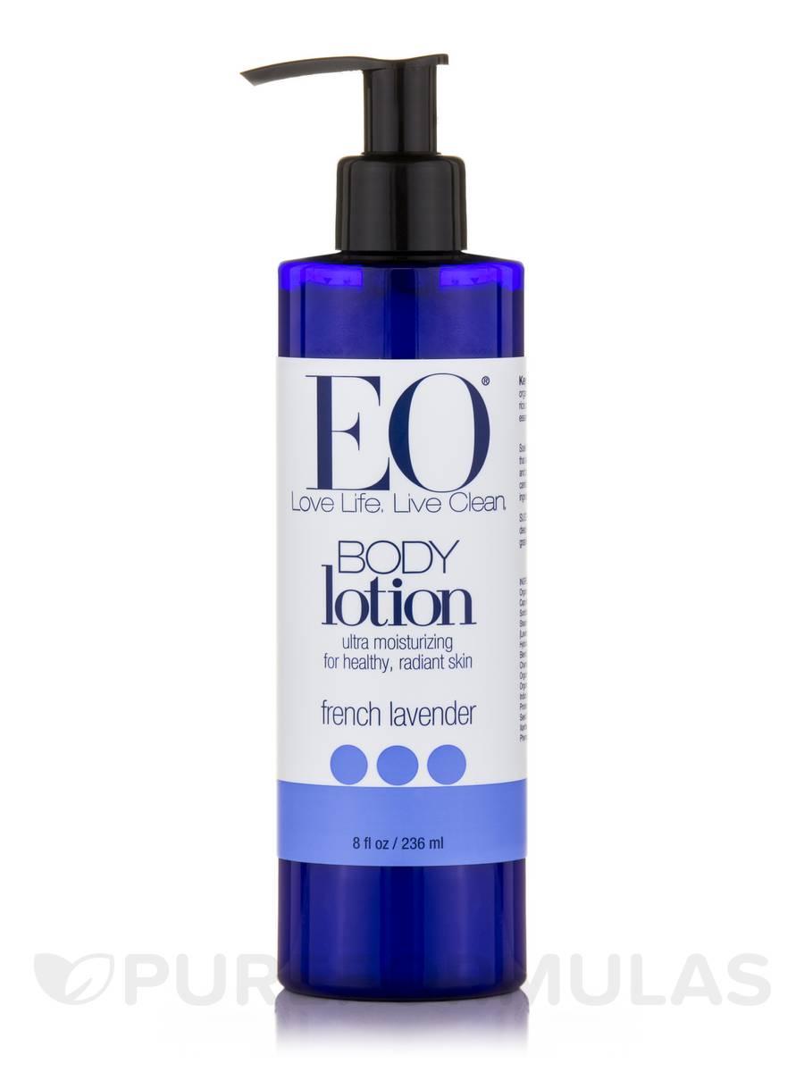 Body Lotion, French Lavender - 8 fl. oz (236 ml)