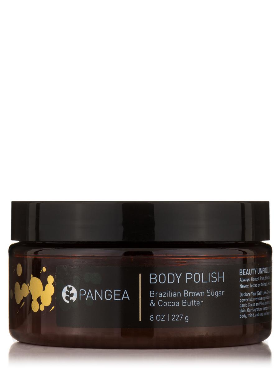 Body Polish - Brazilian Brown Sugar & Cocoa Butter - 8 oz (227 Grams)