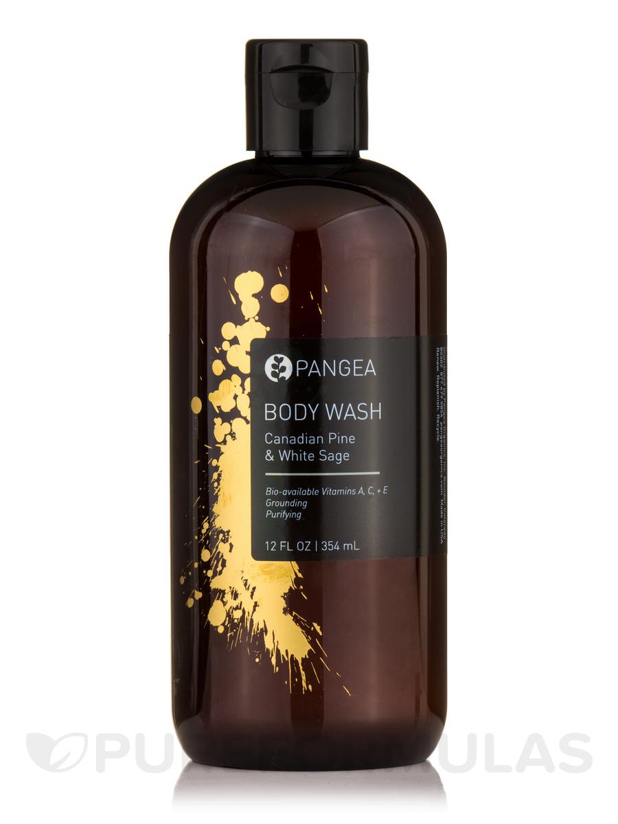 Body Wash - Canadian Pine & White Sage - 12 fl. oz (354 ml)