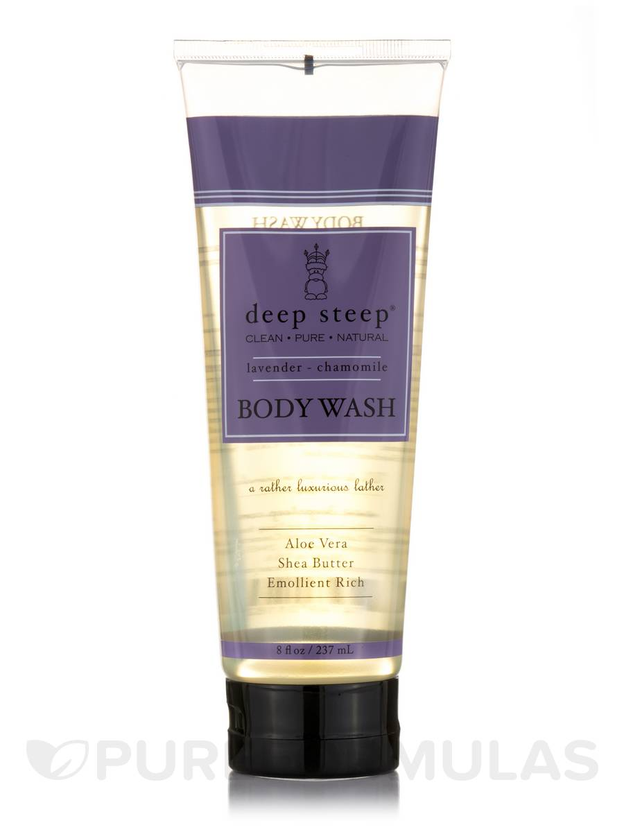 Body Wash, Lavender Chamomile - 8 fl. oz (237 ml)