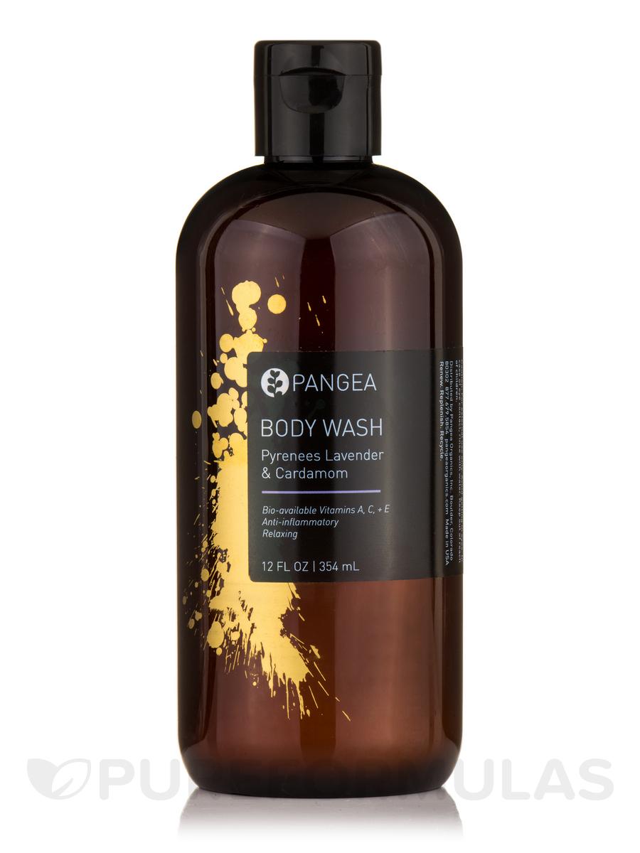 Body Wash - Pyrenees Lavender & Cardamom - 12 fl. oz (354 ml)