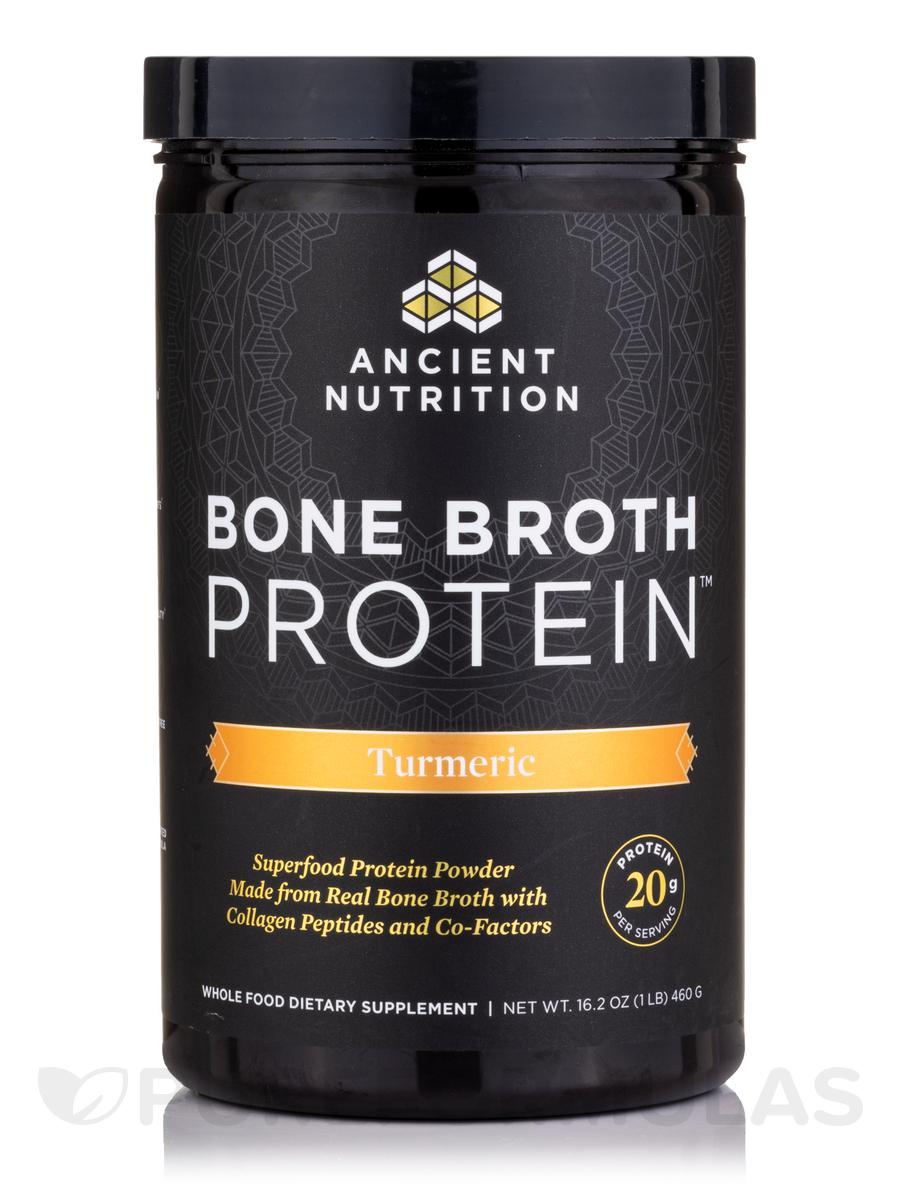 Bone Broth Protein™ Turmeric - 16.2 oz (460 Grams)