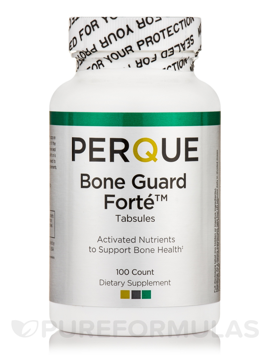 Bone Guard Forte™ - 100 Tabsules