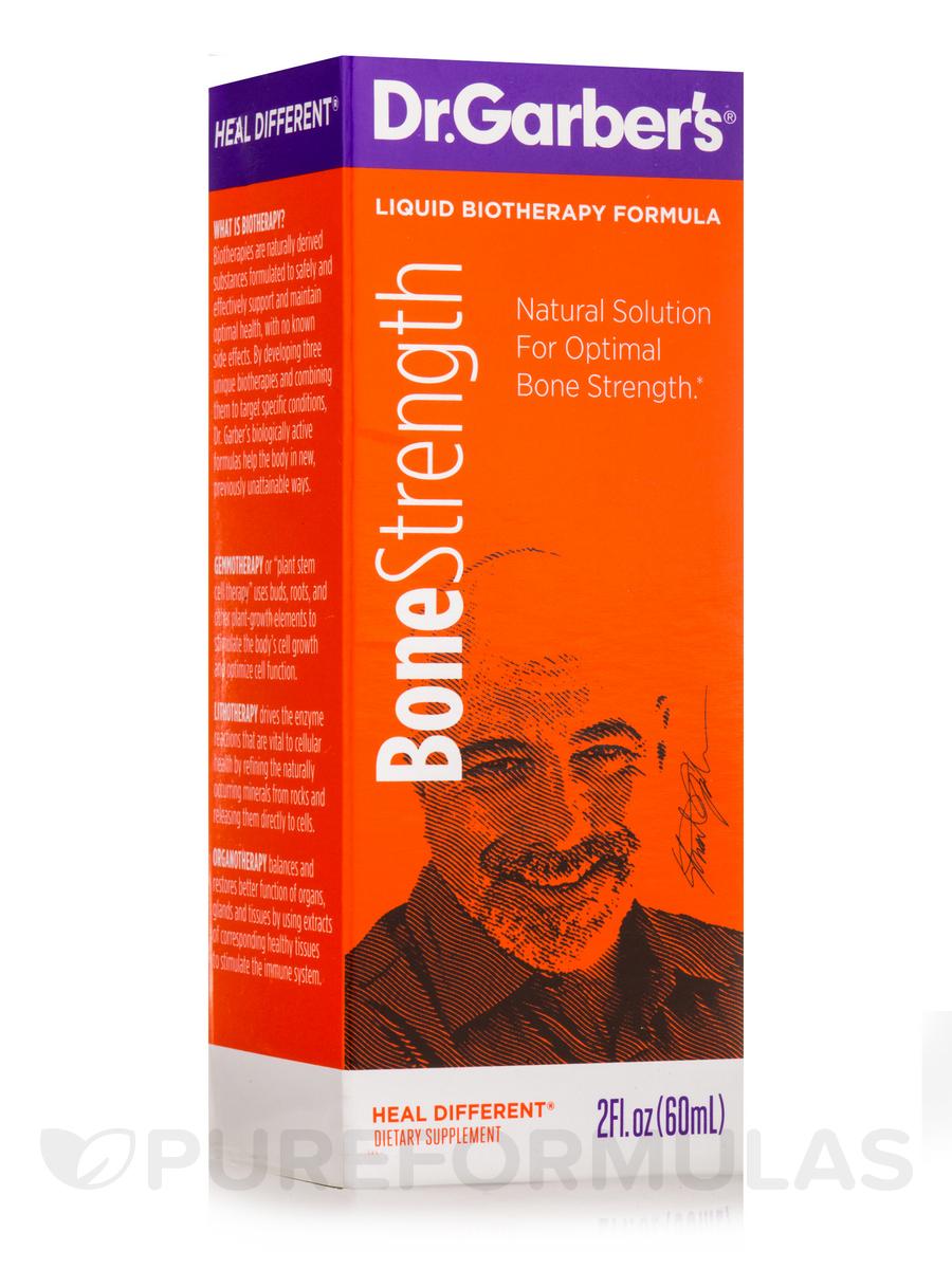Bone Strength - 2 fl. oz (60 ml)