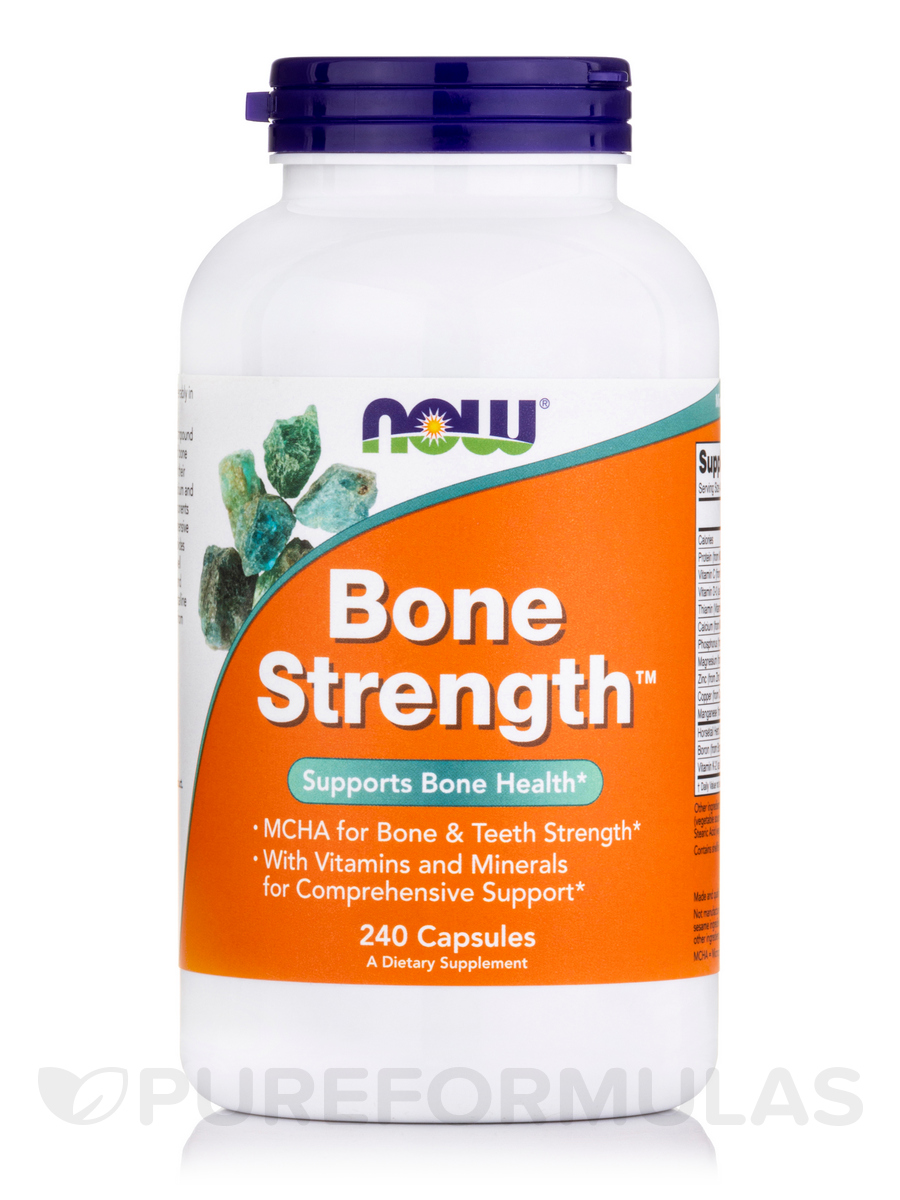 Bone Strength™ - 240 Capsules