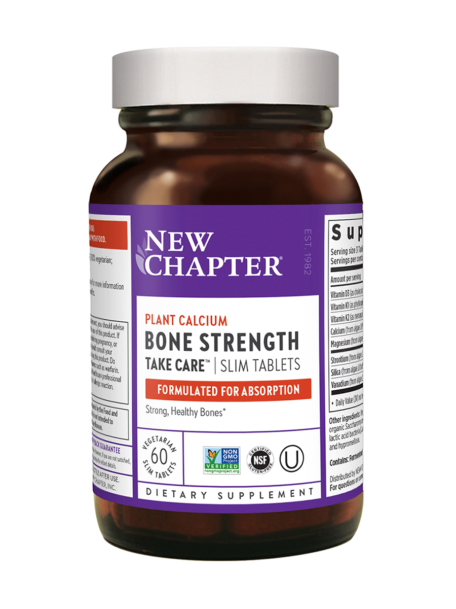 Bone Strength Take Care® - 60 Tablets