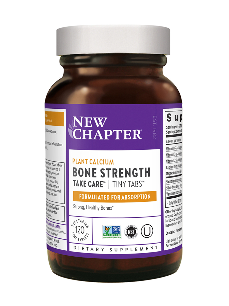 Bone Strength Take Care® Tiny Tabs® - 120 Tablets