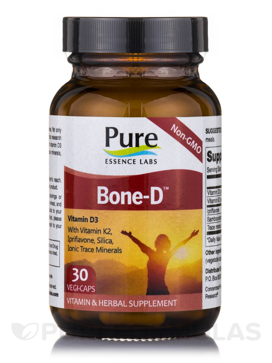 Bone-D™ - 30 Vegi-Caps