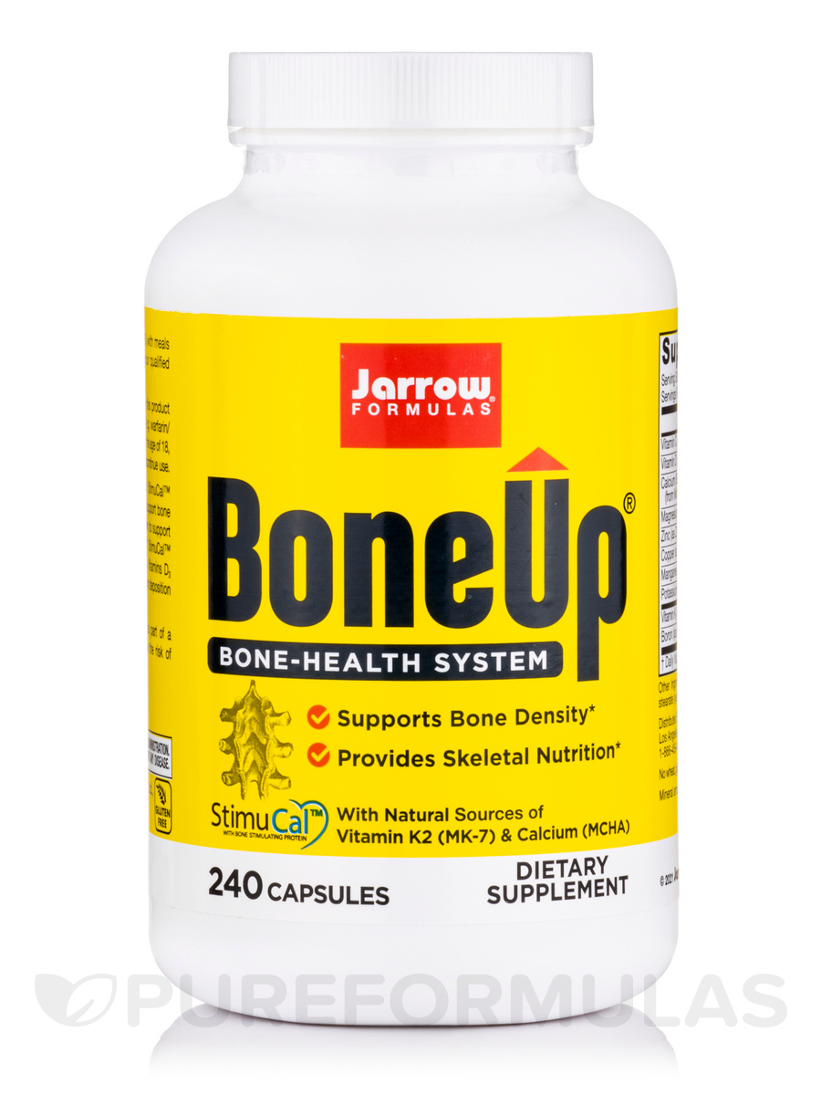 Bone-Up® - 240 Capsules