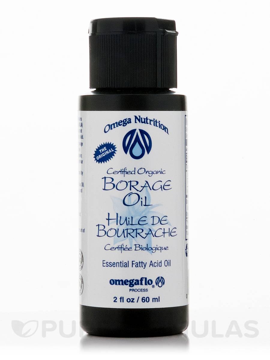 Borage Oil - 2 fl. oz (60 ml)