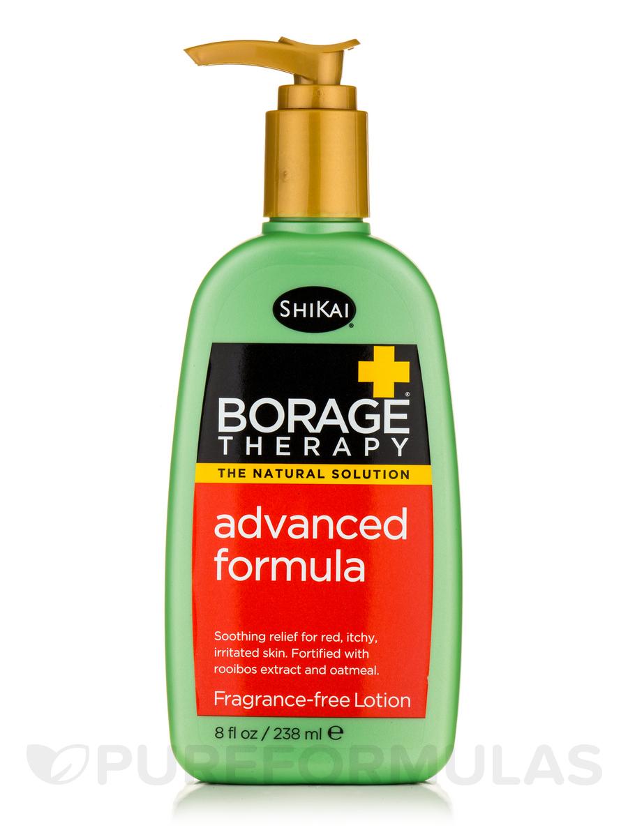 Borage Therapy® Advanced Formula Lotion, Fragrance Free - 8 fl. oz (238 ml)