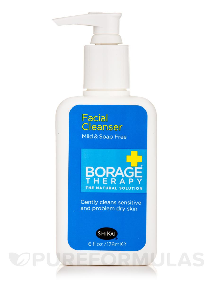 Borage Therapy® Facial Cleanser - 6 fl. oz (178 ml)