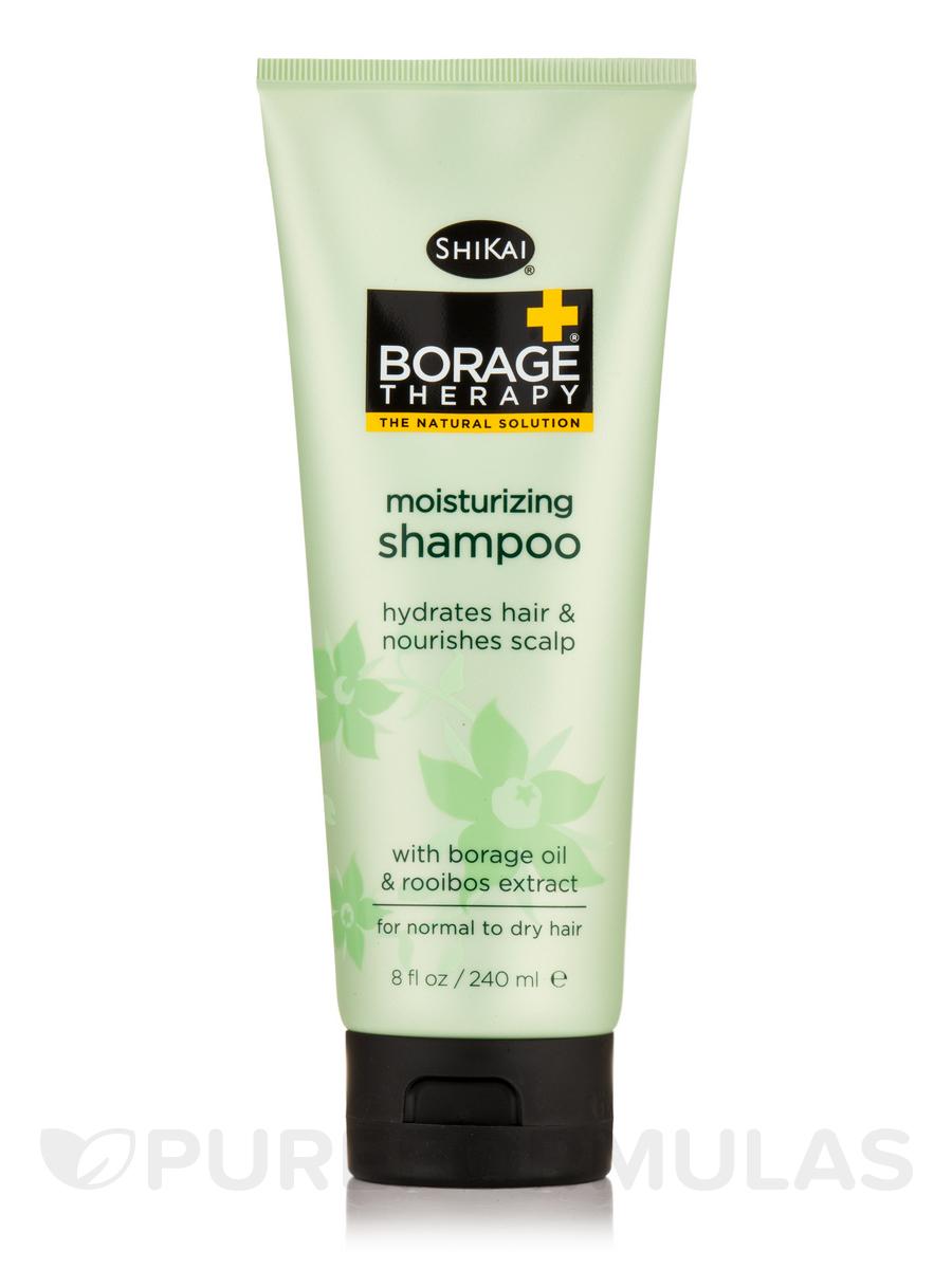 Borage Therapy® Moisturizing Shampoo - 8 fl. oz (240 ml)