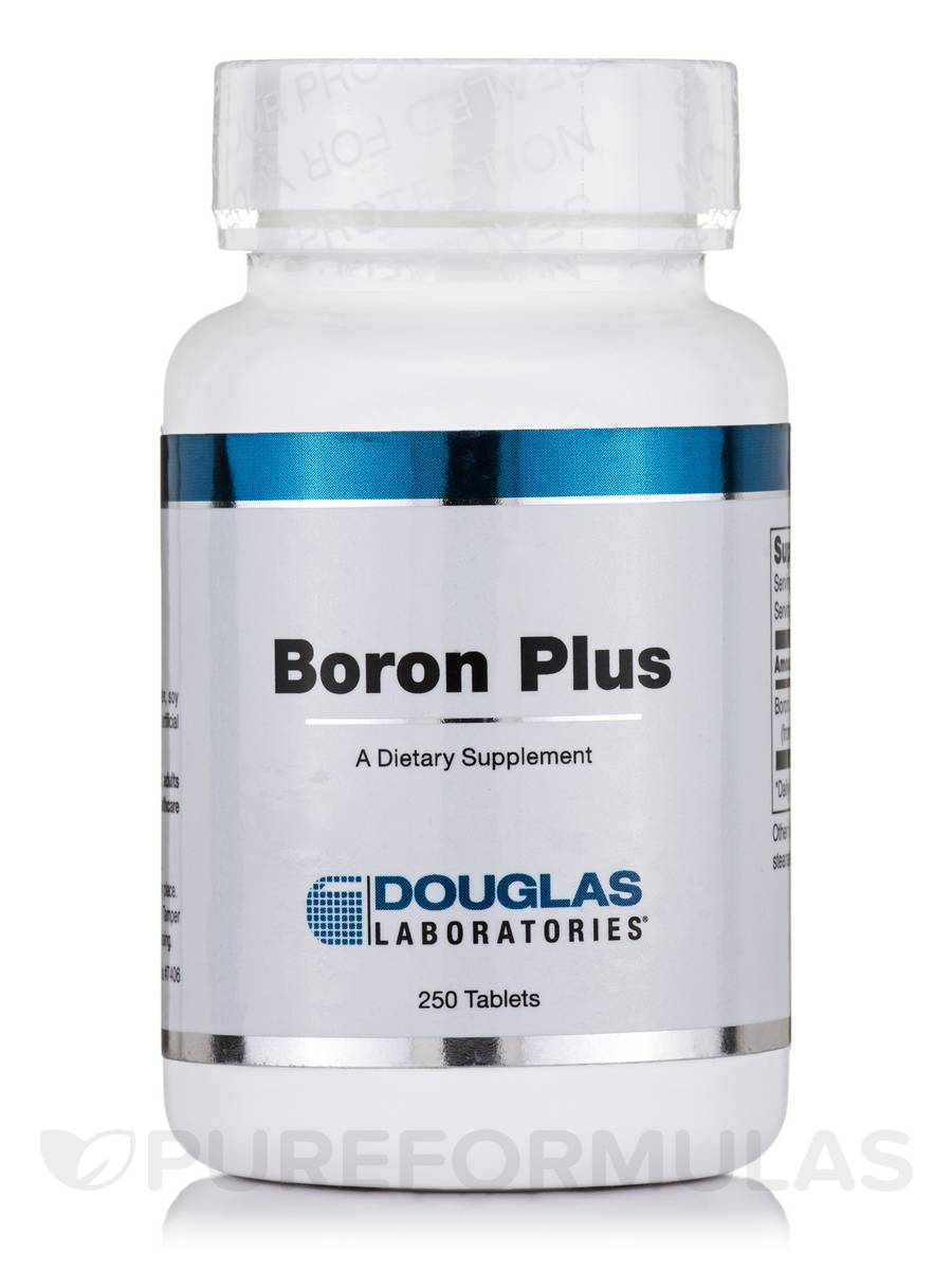 Boron Plus - 250 Tablets