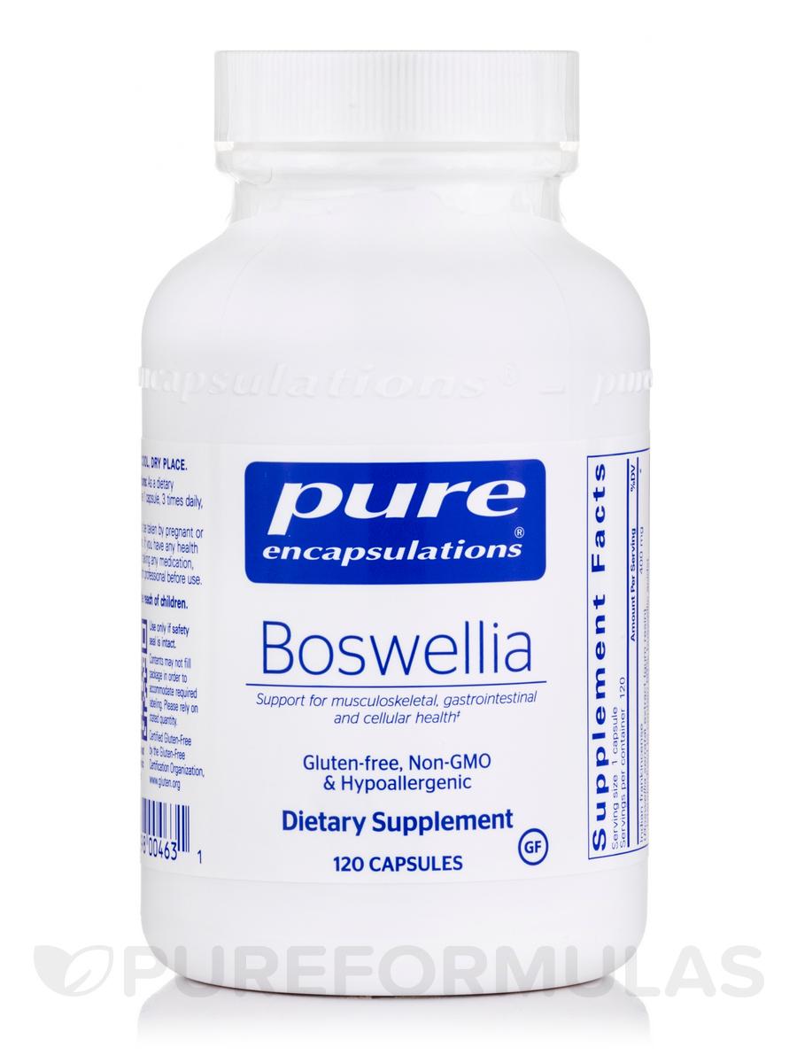 Boswellia - 120 Capsules