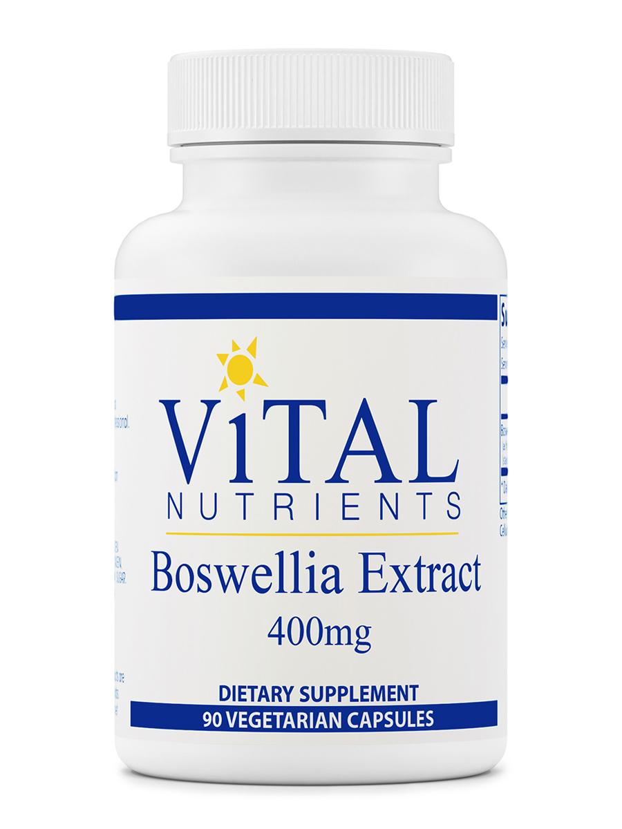 Boswellia Extract 400 mg - 90 Vegetarian Capsules