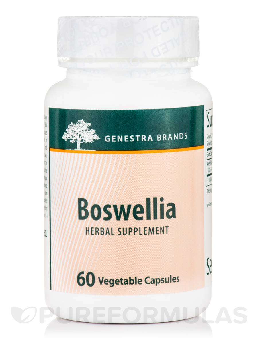 Boswellia - 60 Vegetable Capsules