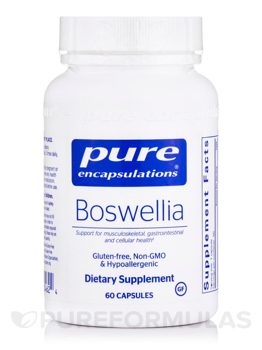 Boswellia - 60 Capsules