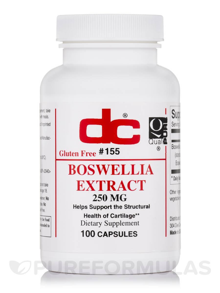 Boswellia Extract - 100 capsules
