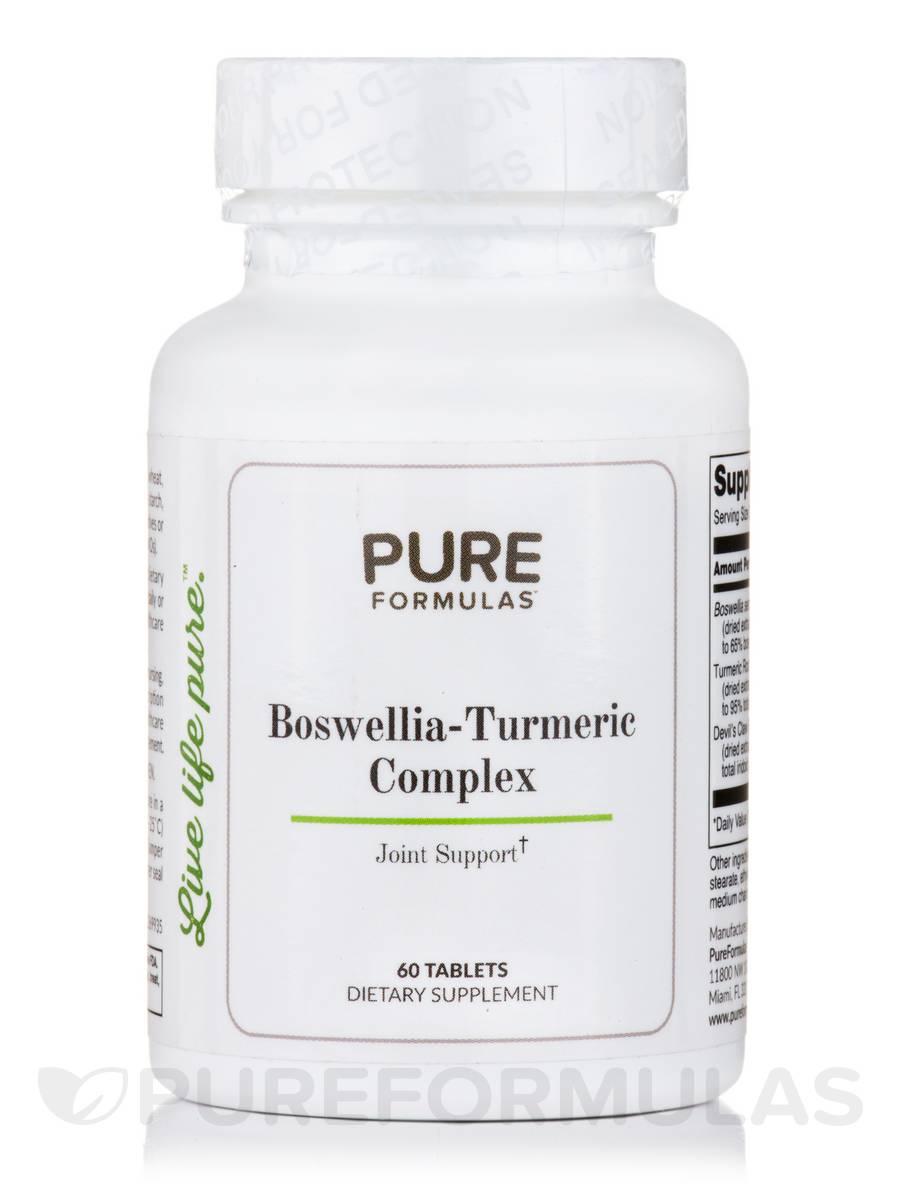 Boswellia-Turmeric Complex - 60 Tablets