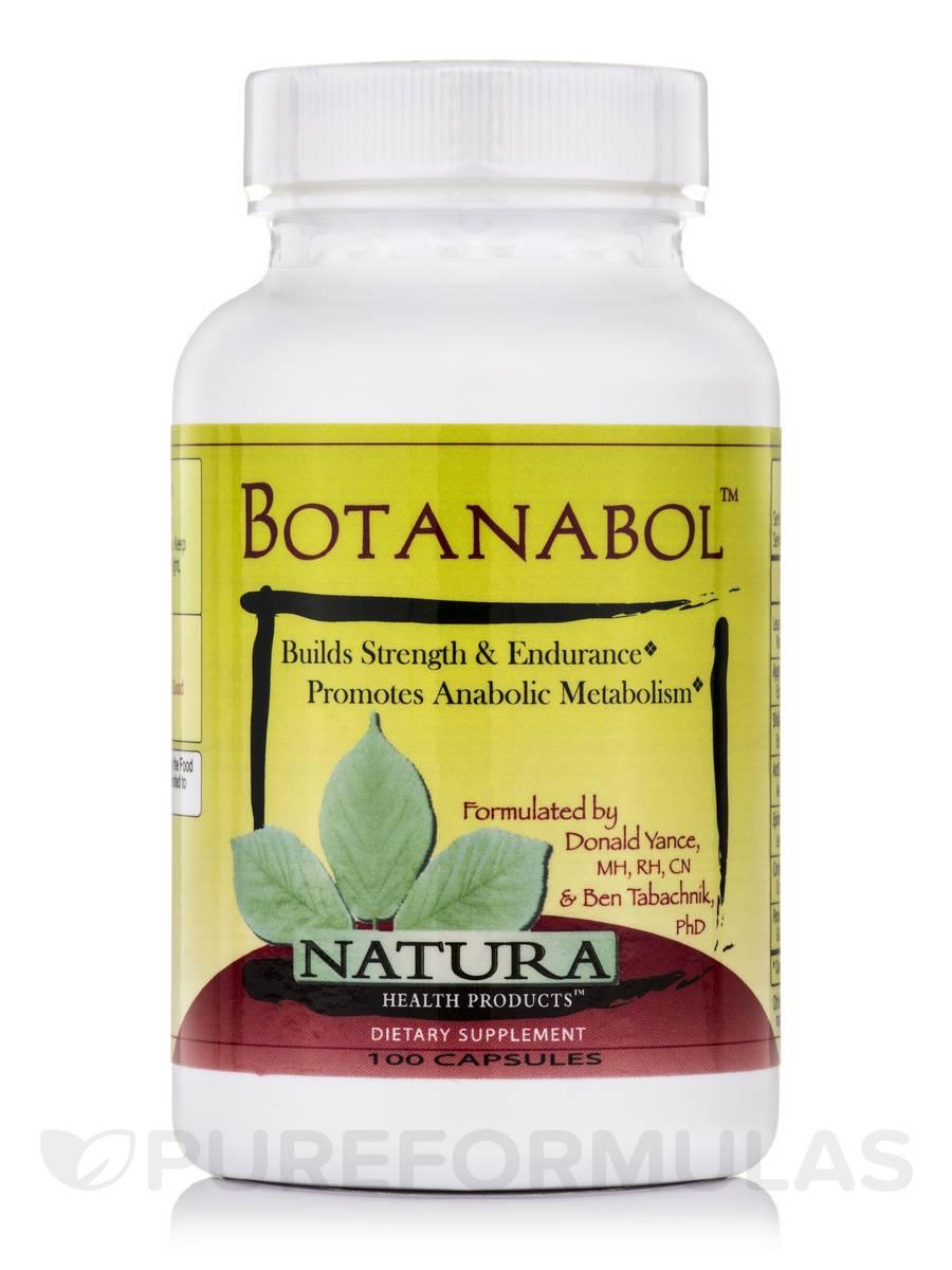 Botanabol® - 100 Capsules