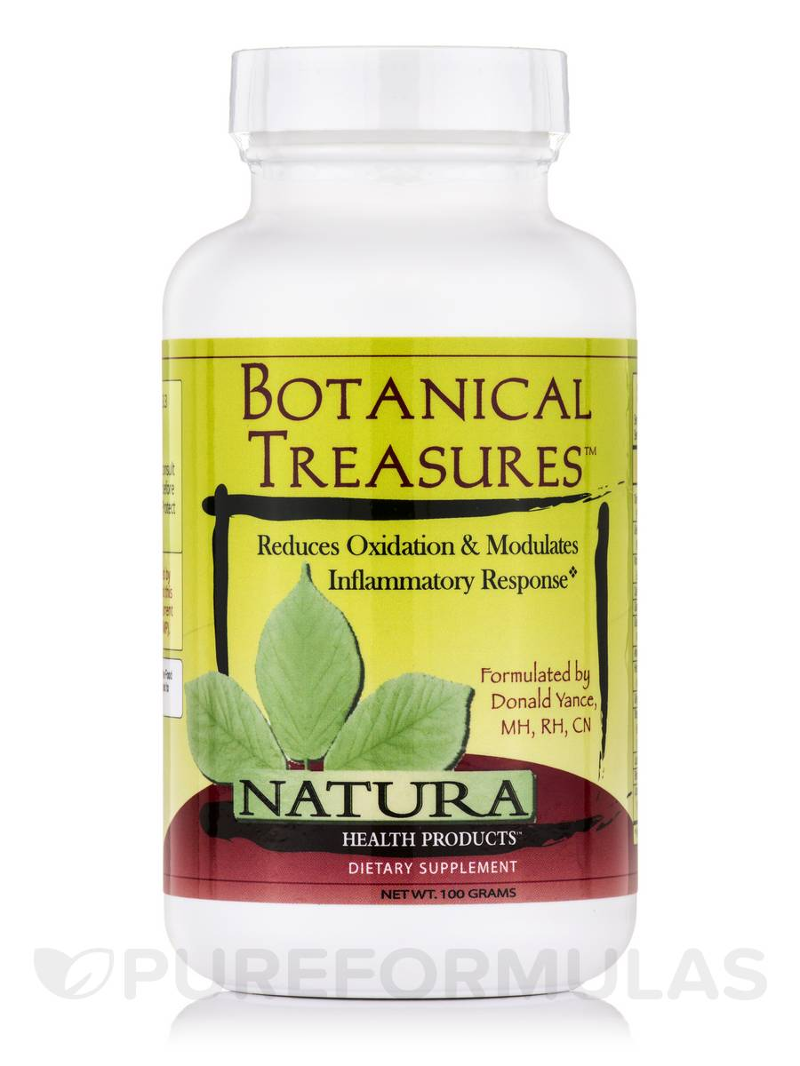 Botanical Treasures® Powder - 100 Grams