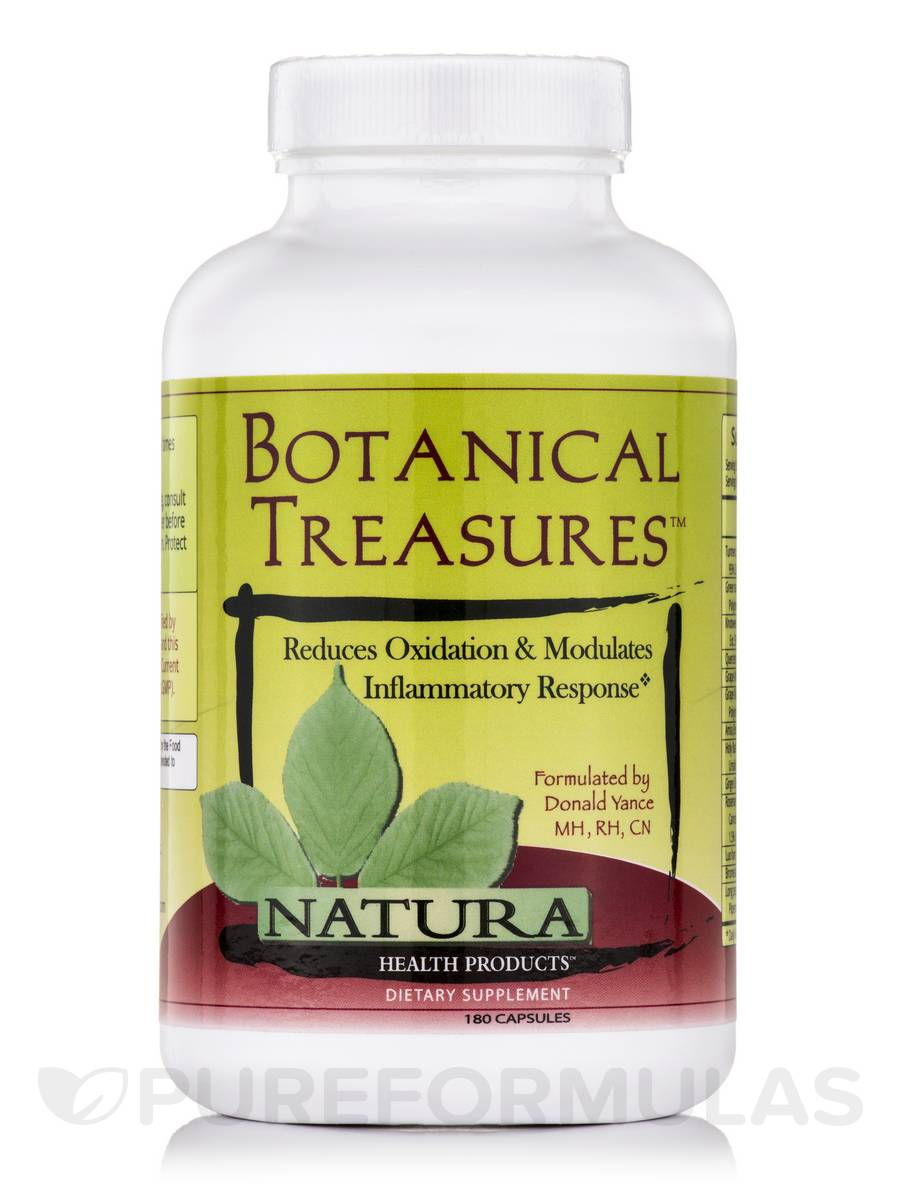 Botanical Treasures® - 180 Capsules