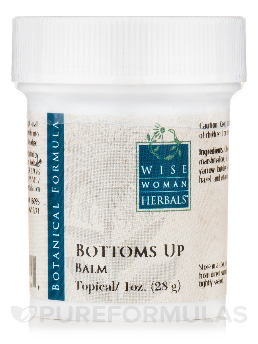 Bottoms Up Balm - 1 oz