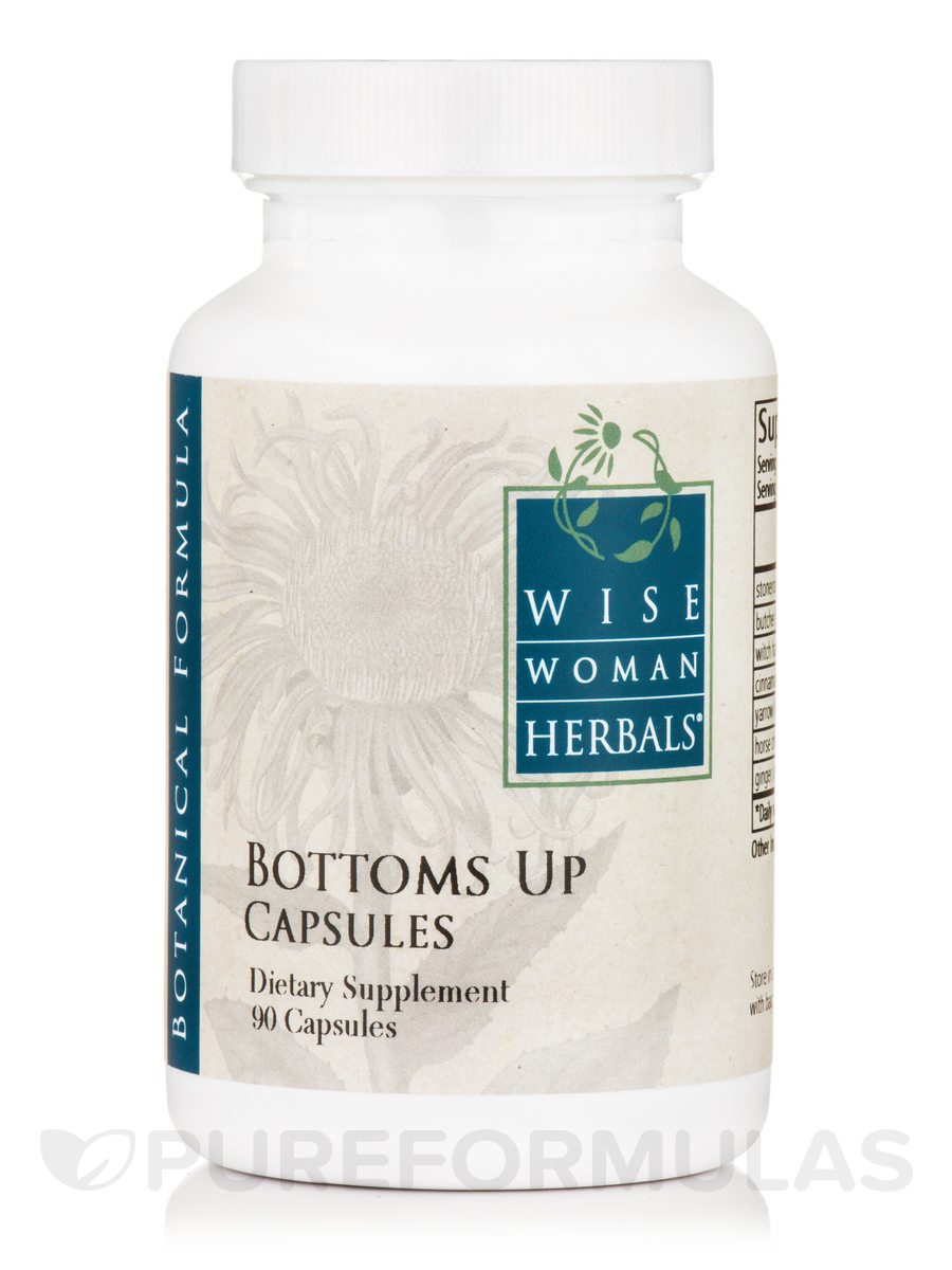 Bottoms Up 540 mg - 90 Capsules