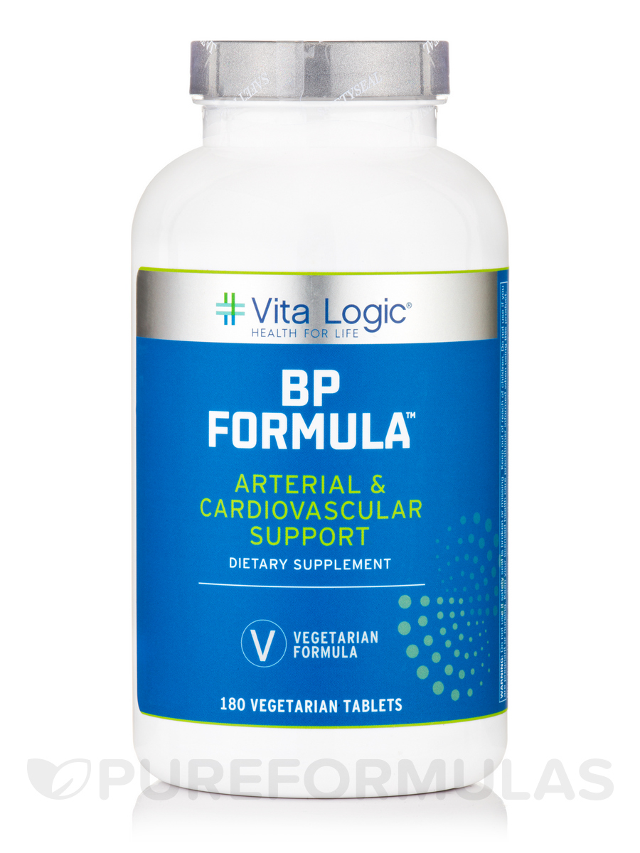 BP Formula™ - 180 Vegetarian Tablets