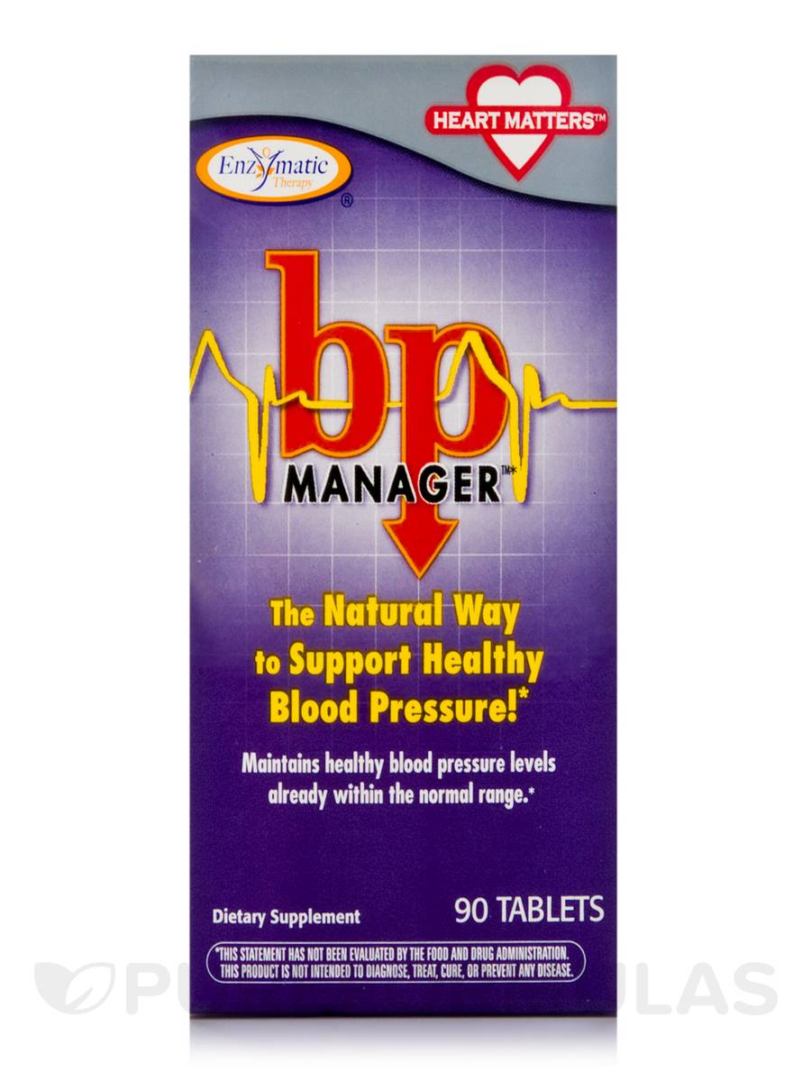 BP Manager™ - 90 Tablets