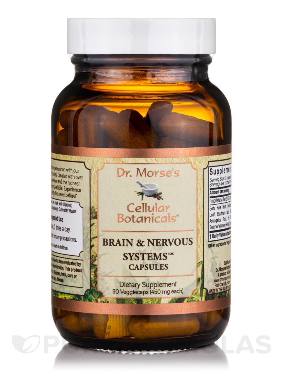 Brain & Nerve Health™ (Capsules) - 90 Veggiecaps