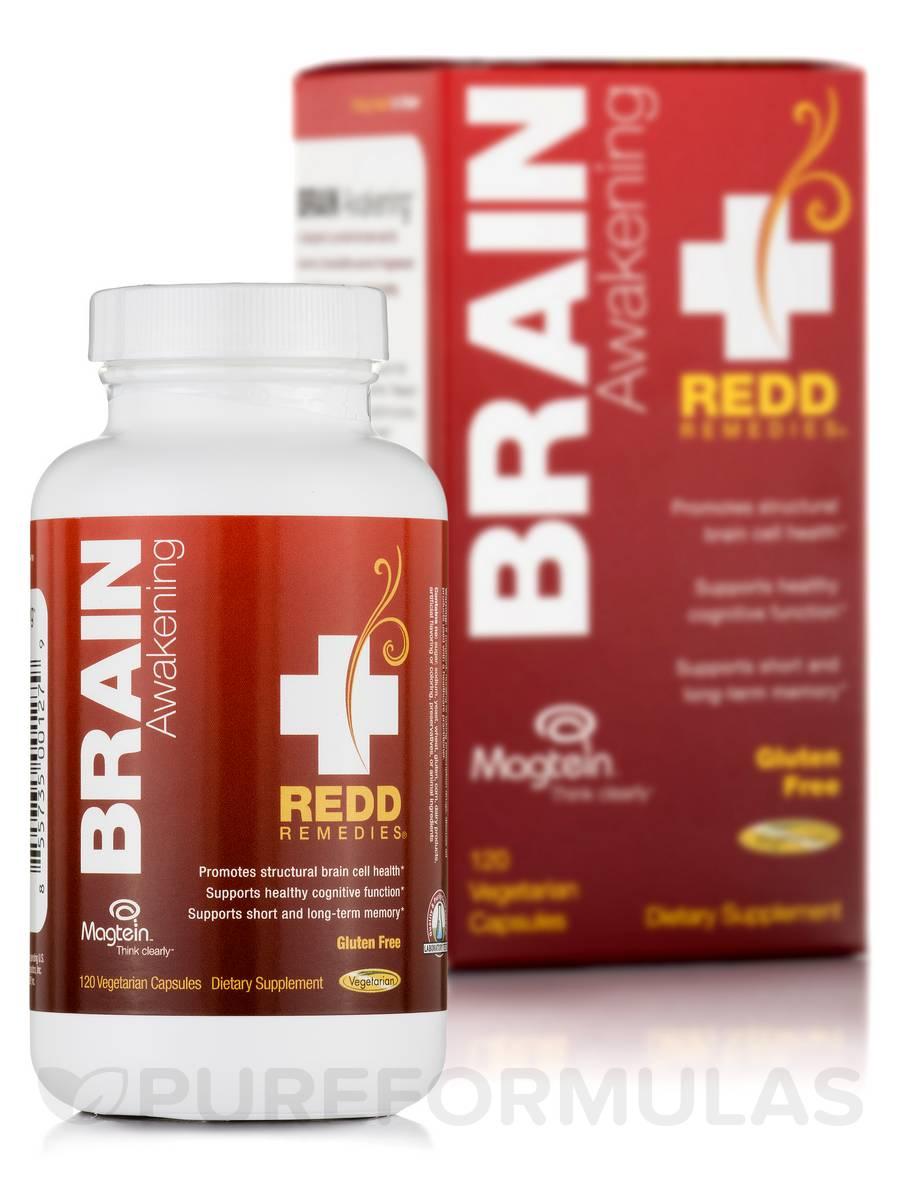 Brain Awakening™ - 120 Vegetarian Capsules
