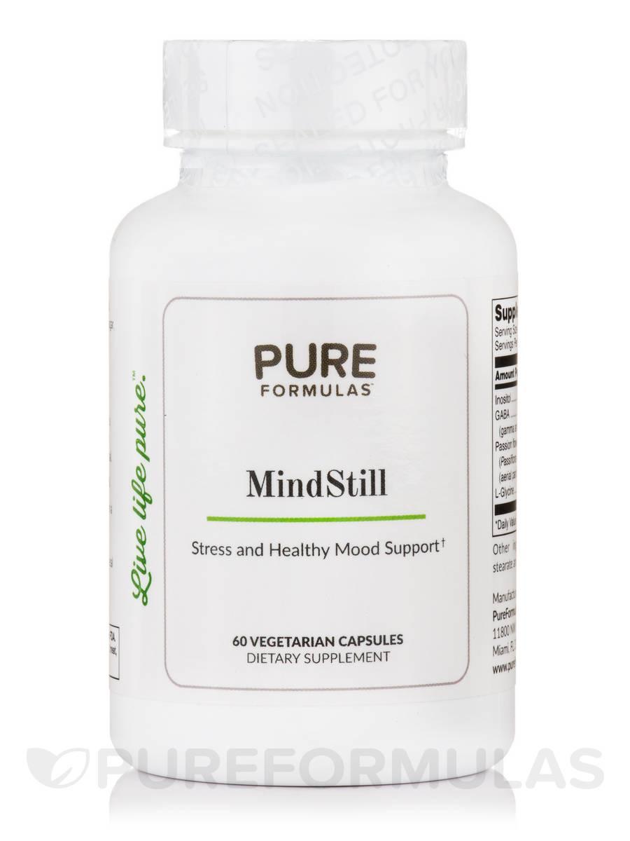 MindStill - 60 Vegetarian Capsules