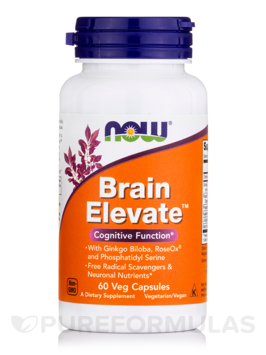 Brain Elevate™ - 60 Veg Capsules