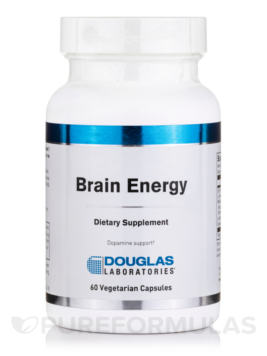 Brain Energy - 60 Vegetarian Capsules