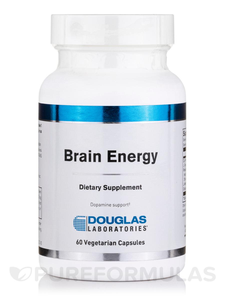 Brain Energy - 60 Vegetarian Capsules