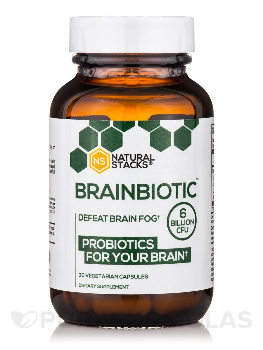 BrainBiotic™ - 30 Vegetarian Capsules