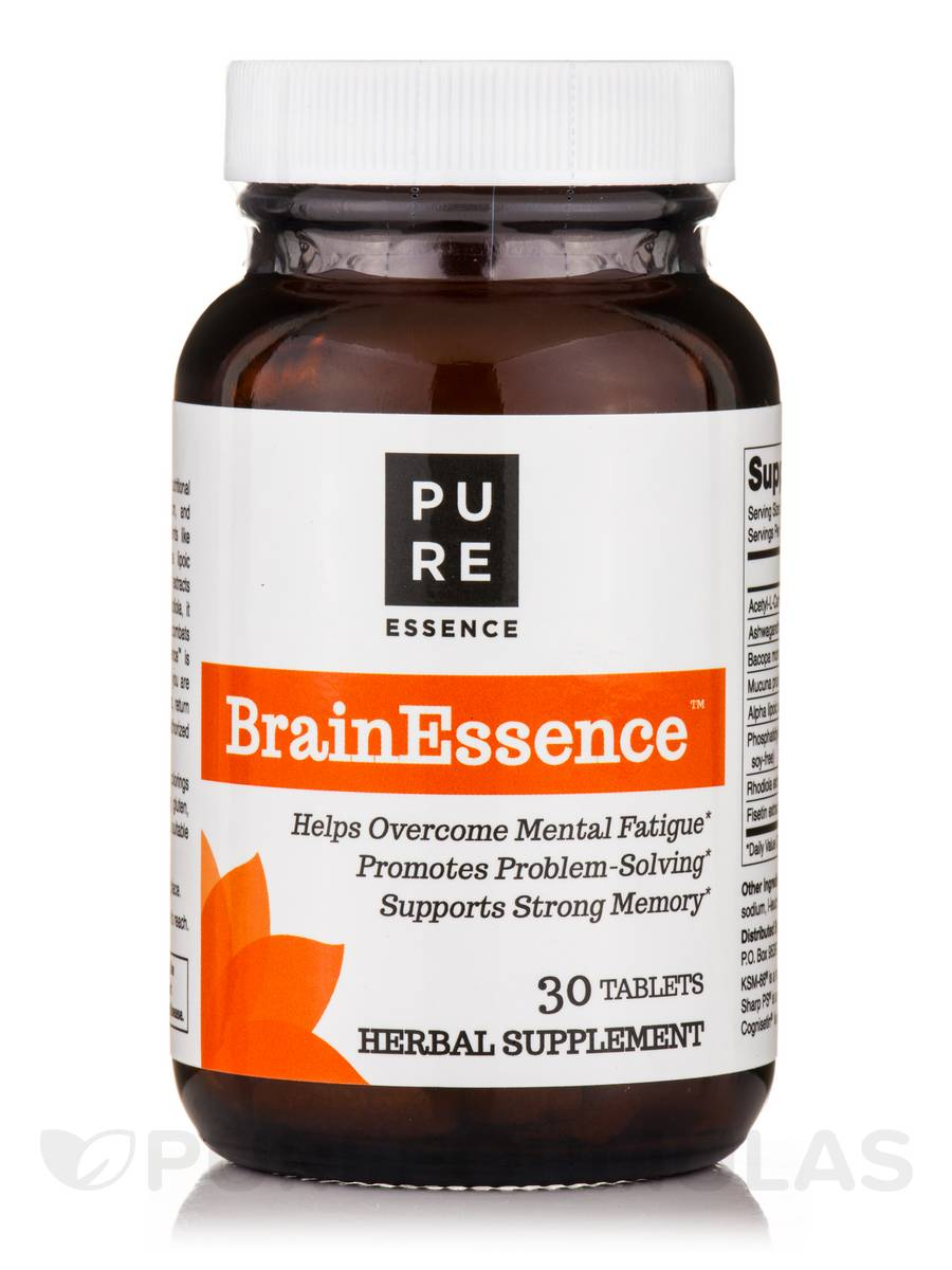 BrainEssence - 30 Tablets