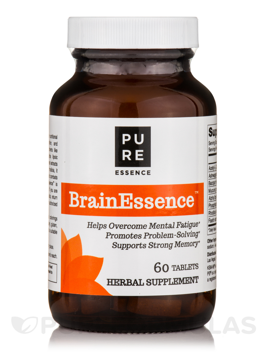 BrainEssence - 60 Tablets