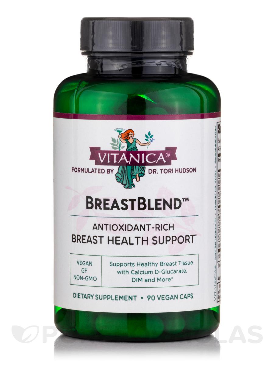 BreastBlend - 90 Capsules