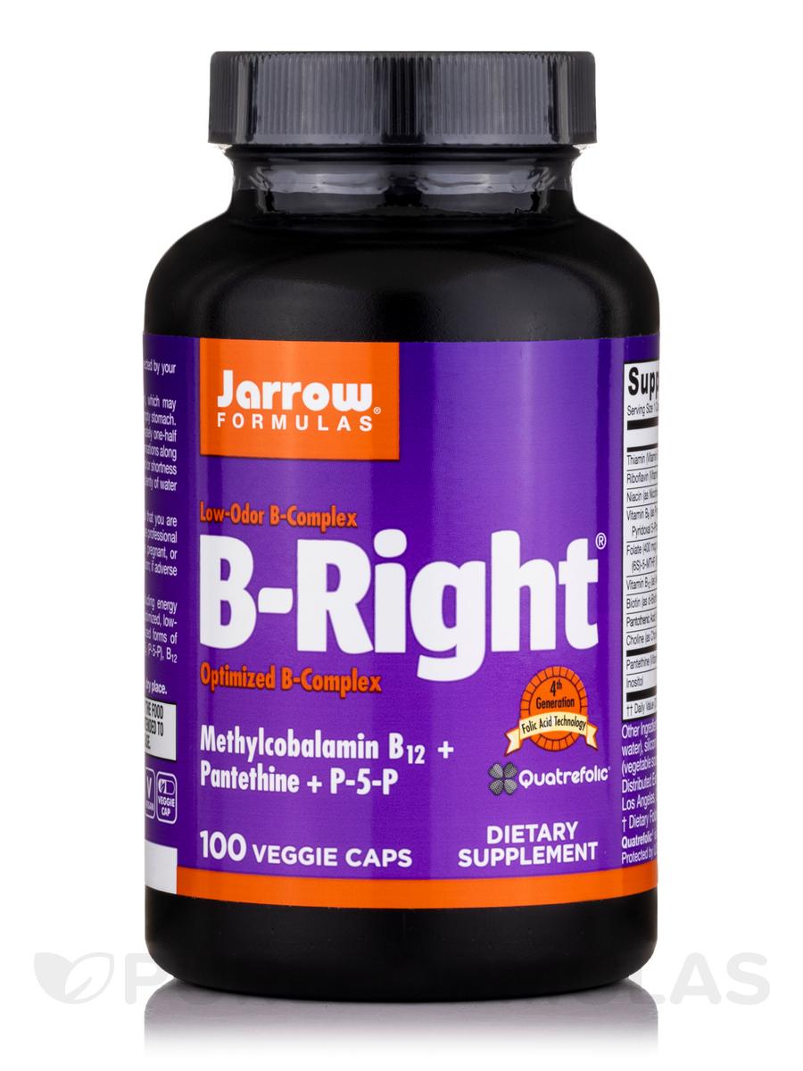 B-Right - 100 Capsules