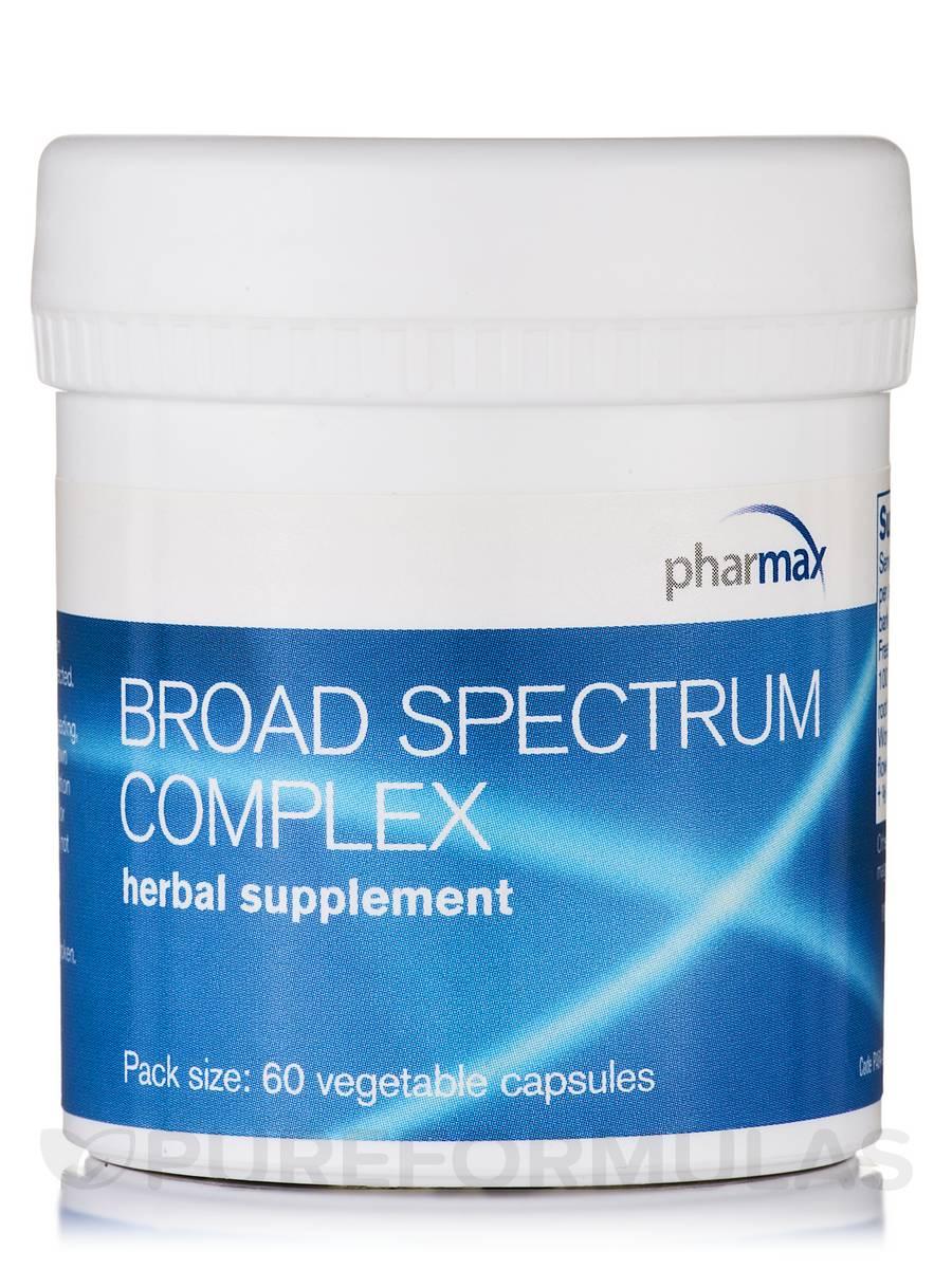 Broad Spectrum Complex - 60 Vegetable Capsules